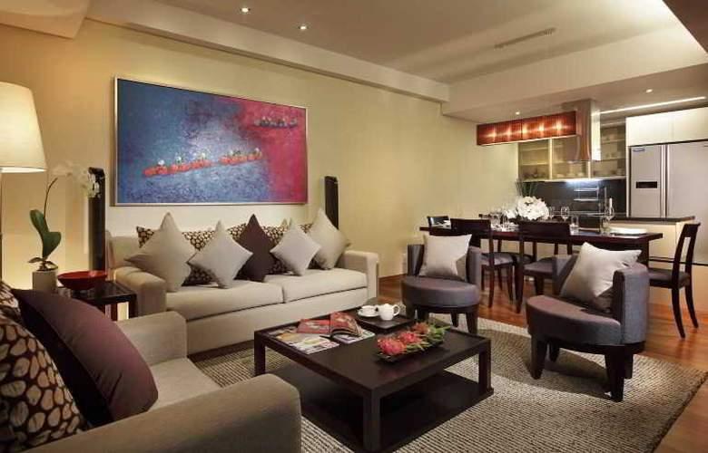 Intercontinental Asiana Saigon - Room - 9