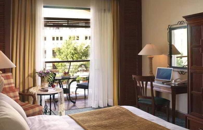 Jordan Valley Marriott Resort & Spa - Room - 5