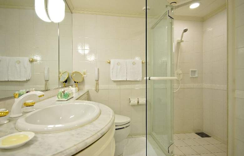 Dai-Ichi Hotel Tokyo - Room - 8