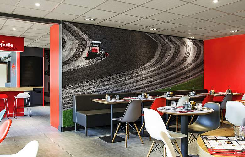 ibis Saint Denis Stade Ouest - Restaurant - 5