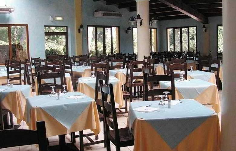 Villini/Bungalow - Restaurant - 8