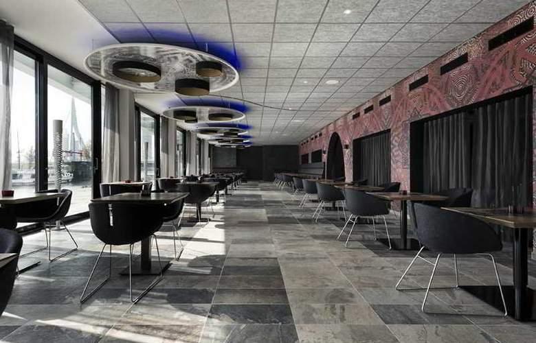 Mainport Design Hotel - Restaurant - 5