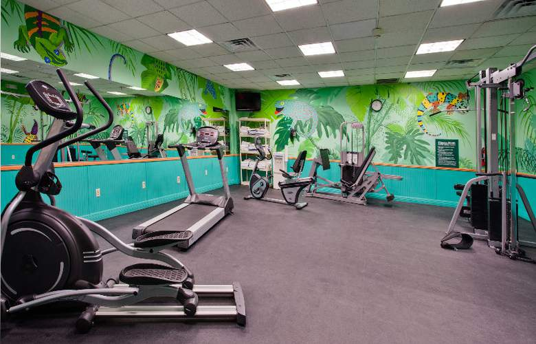 Holiday Inn Hotel & Suites Harbourside - Sport - 4