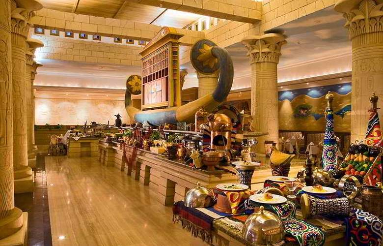 Mercure Luxor Karnak - Restaurant - 7