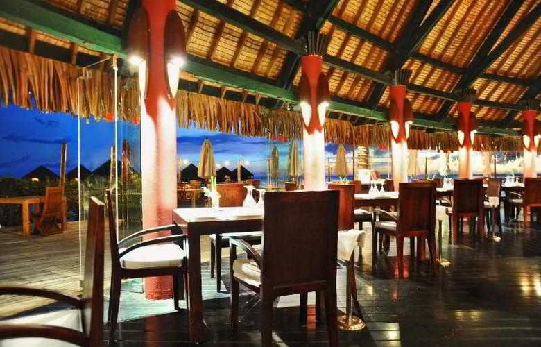 The Tahiti Ia Ora Beach Resort - Restaurant - 82