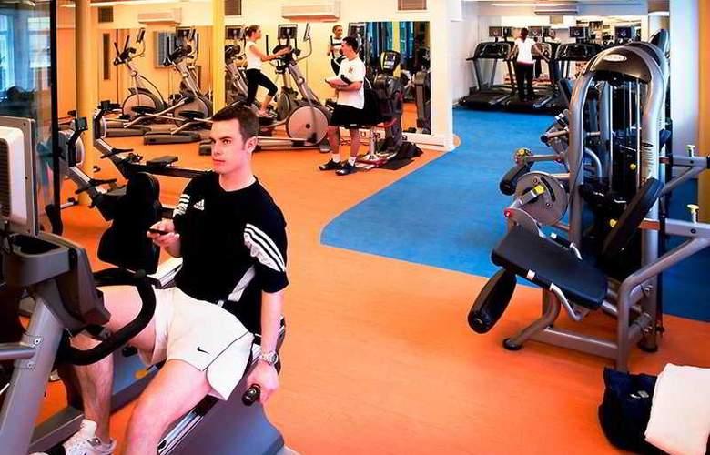 New Lanark Mill - Sport - 9