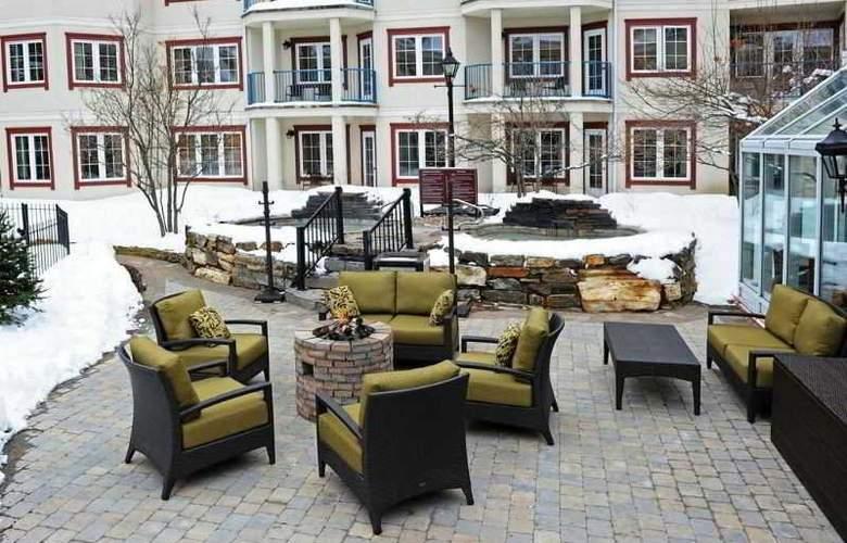 Marriott Residence Inn Mont Tremblant - Pool - 4