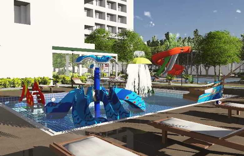 Grand Efe - Pool - 25