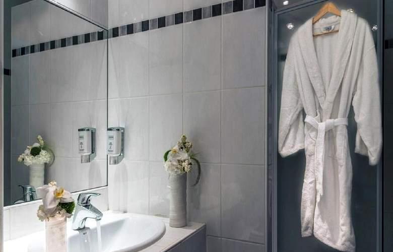 Quality Suites La Malmaison - Room - 8