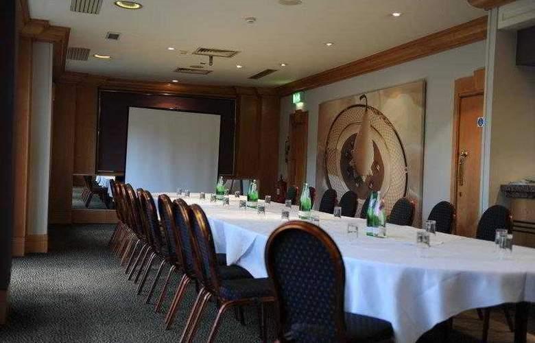 Best Western Stoke-On-Trent Moat House - Hotel - 9
