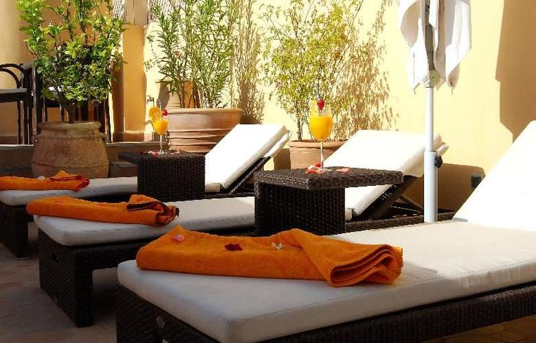 Riad Akka - Terrace - 35