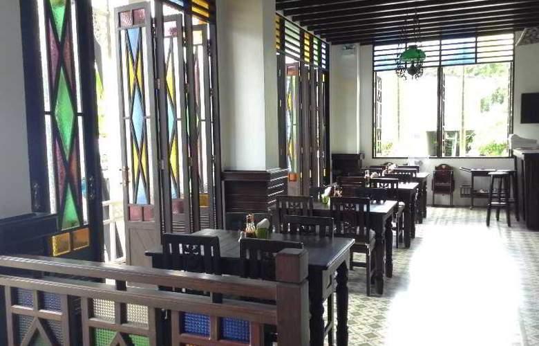 Dee Andaman Hotel Pool Bar - Restaurant - 29