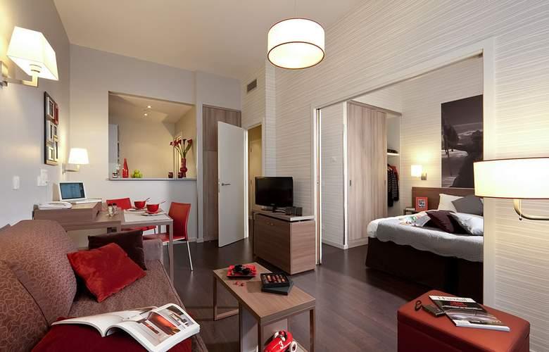 Adagio Paris Vincennes - Room - 4