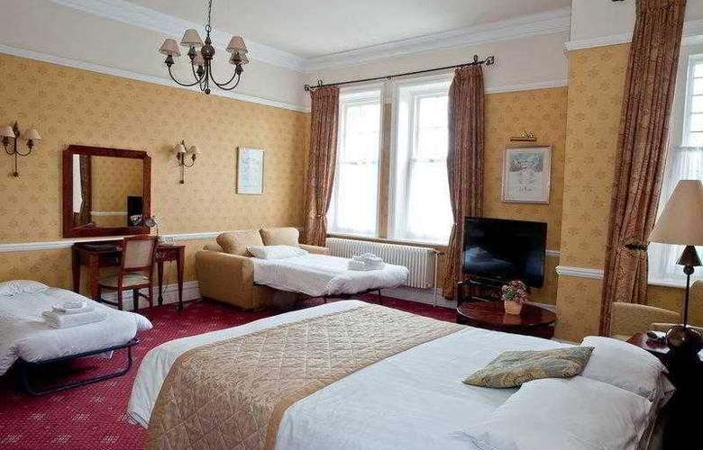 Best Western Chilworth Manor Hotel - Hotel - 4