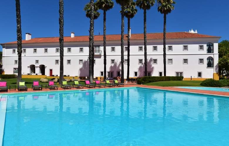 Pousada Convento de Beja - S. Francisco - Pool - 3
