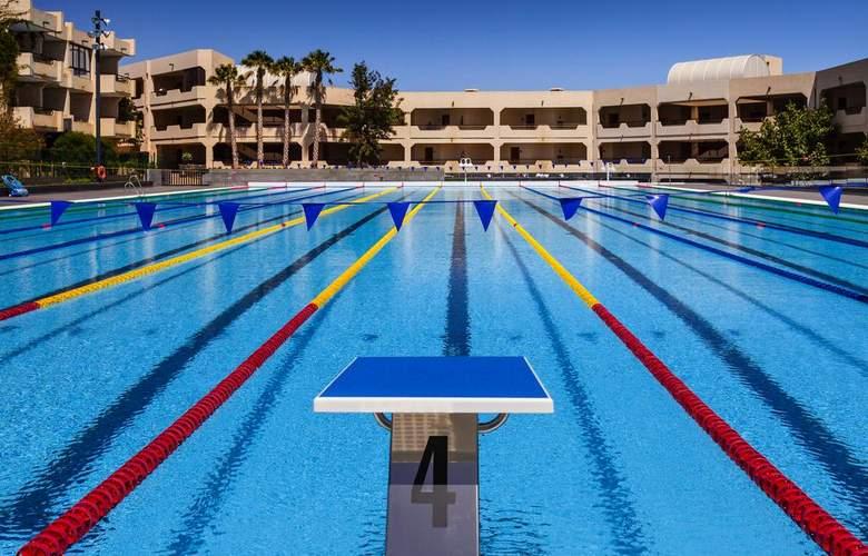 Occidental Lanzarote Mar - Pool - 3