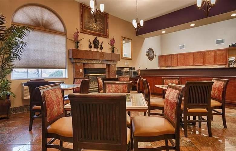 Best Western Plus Executive Suites Albuquerque - Restaurant - 17
