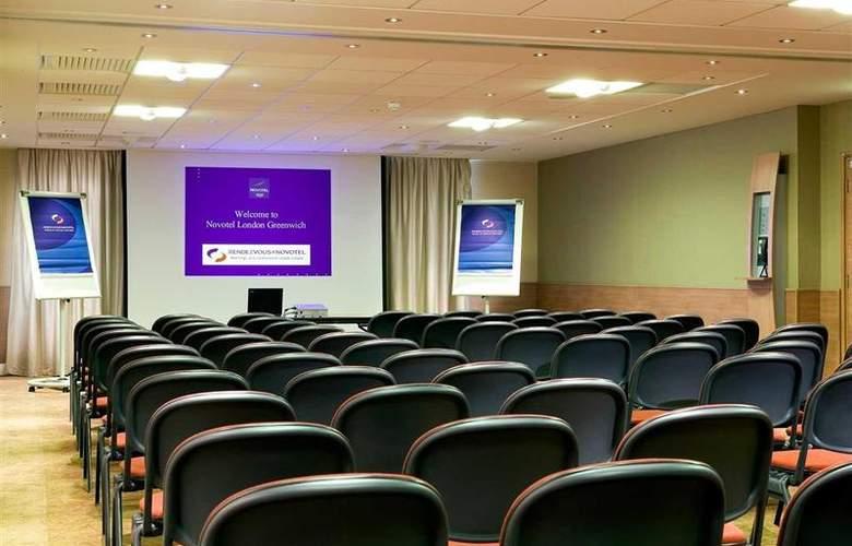 Novotel London Greenwich - Conference - 59