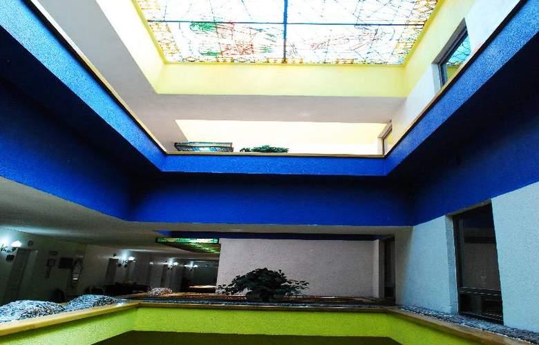 Aristos Puebla - Hotel - 19