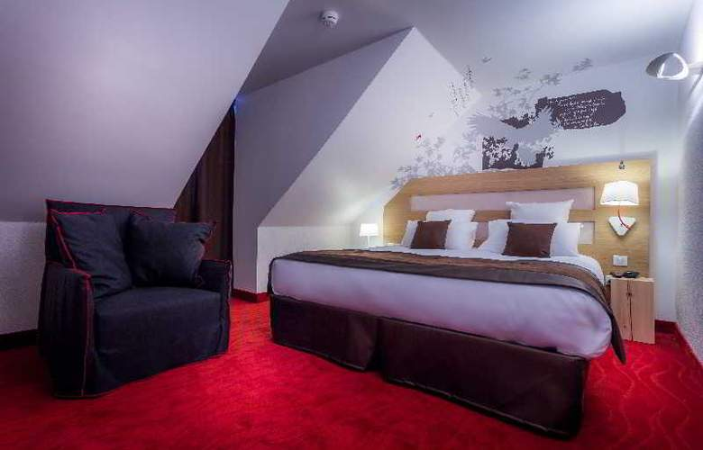 Le Grand Aigle Hotel & Spa - Room - 5