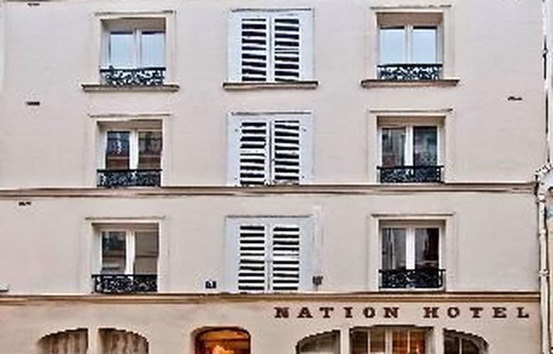 Nation Montmartre - Hotel - 0
