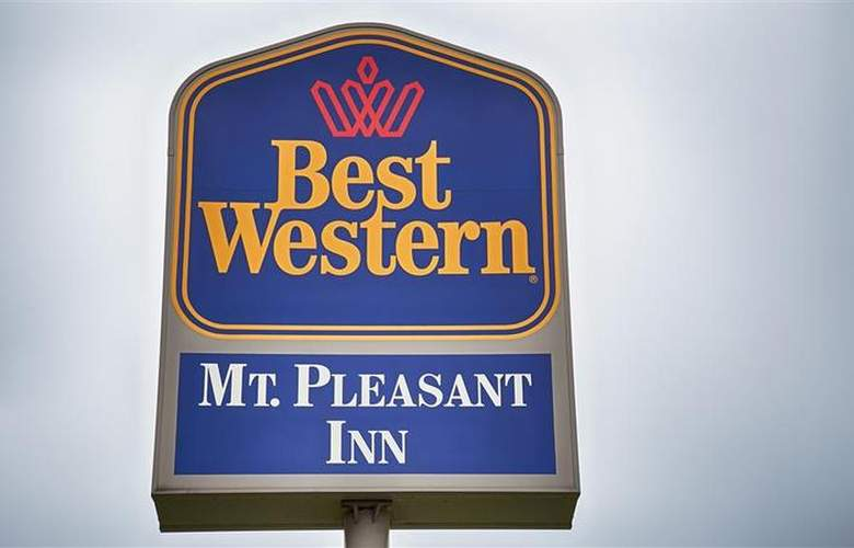 Best Western Mt. Pleasant Inn - Hotel - 38