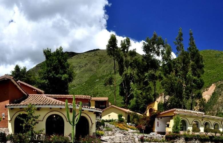 La Hacienda Del Valle - Hotel - 6