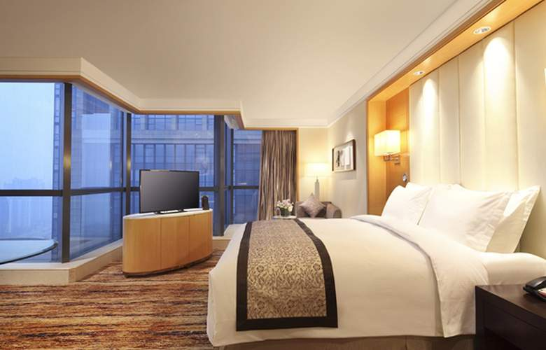 Doubletree By Hilton Wuhu - Room - 14