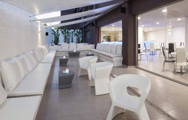 AxelBeach Ibiza Suites Apartments Spa and Beach Club - Adults Only - Restaurant - 47