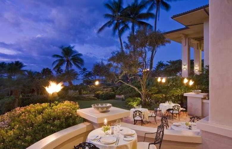 Grand Hyatt Kauai Resort & Spa - Terrace - 9