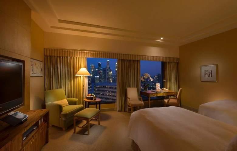 Conrad Centennial Singapore - Room - 12