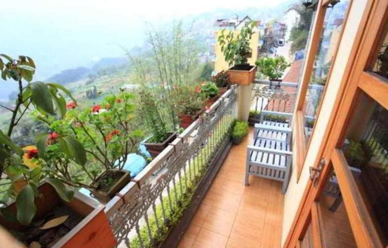 Sapa View - Terrace - 12