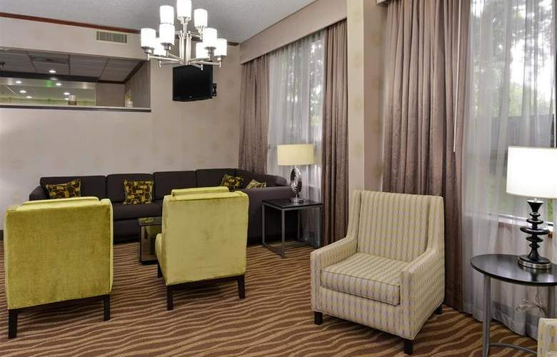 Best Western Plus Richmond Airport Hotel - General - 86