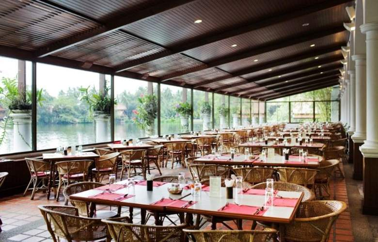 Rose Garden Riverside - Restaurant - 10