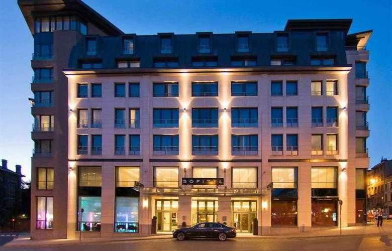 Sofitel Brussels Europe - Hotel - 41