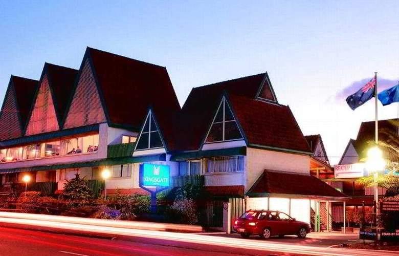 Kingsgate Hotel Parnell - Hotel - 0