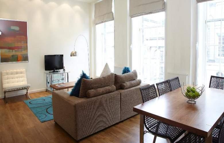 Princes Street Suites - Room - 10