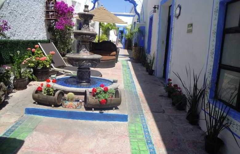 Hotel & Spa Mansion del Burro Azul - Hotel - 5