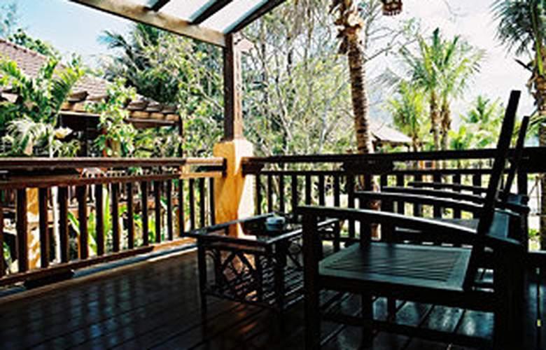 Print Kamala Resort - Terrace - 10