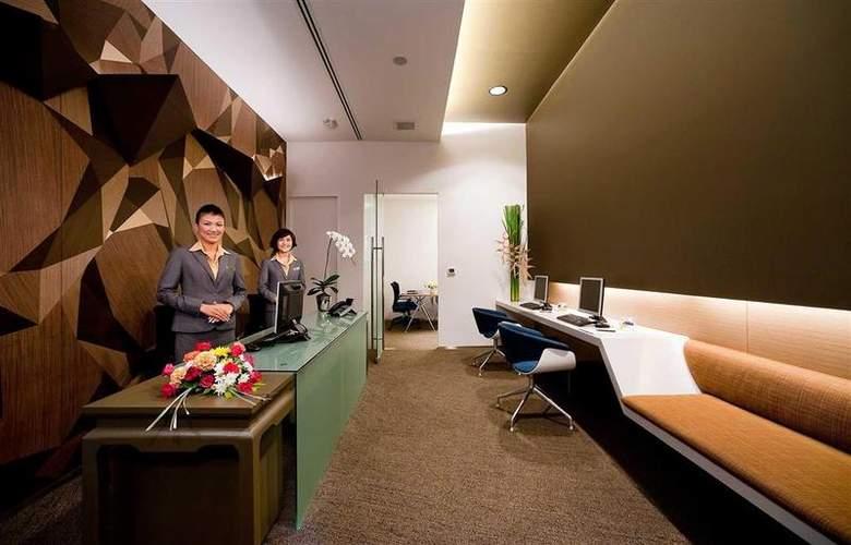 Novotel Bangkok Platinum - Hotel - 42