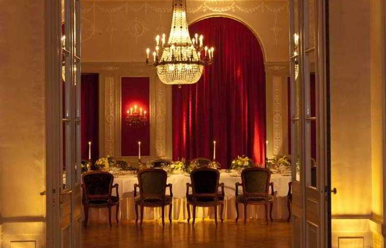 Bellevue Palace - Restaurant - 29