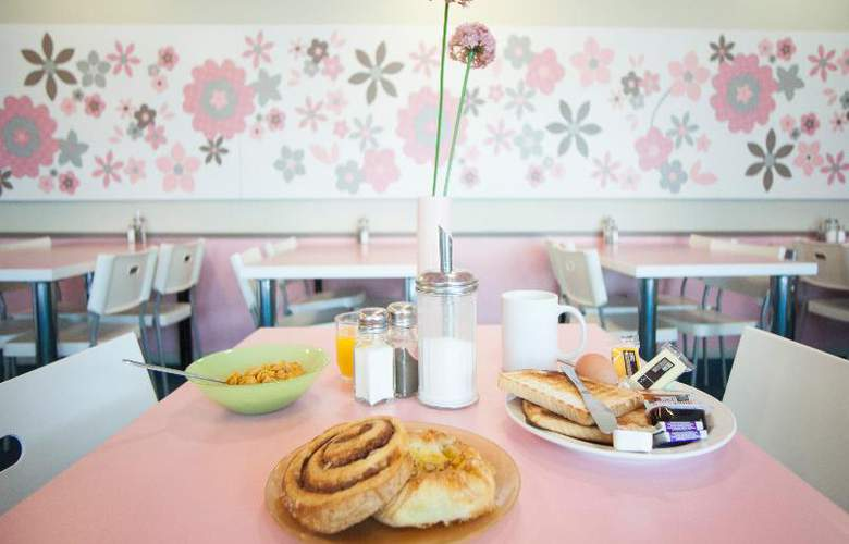 Big Sleep Cardiff - Restaurant - 32