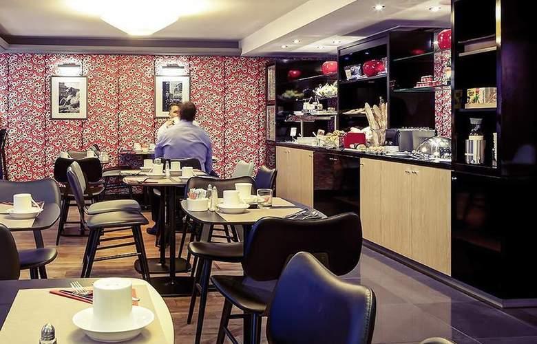Mercure Plaza Republique - Restaurant - 60