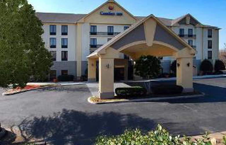 Comfort Inn at Six Flags - Hotel - 0