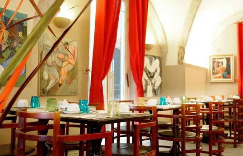 New Hotel de la Baume - Restaurant - 7