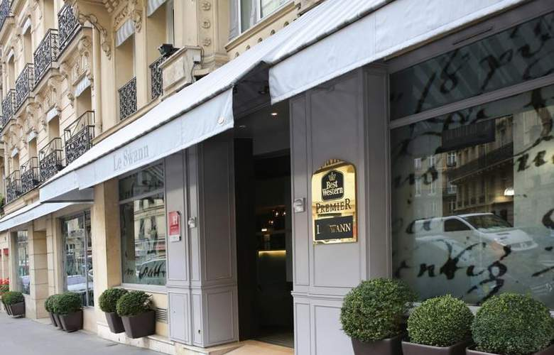 Best Western Hôtel Littéraire Premier Le Swann - Hotel - 99