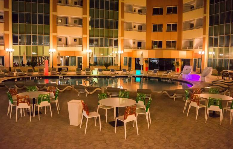 Tolip El Galaa Cairo - Terrace - 6