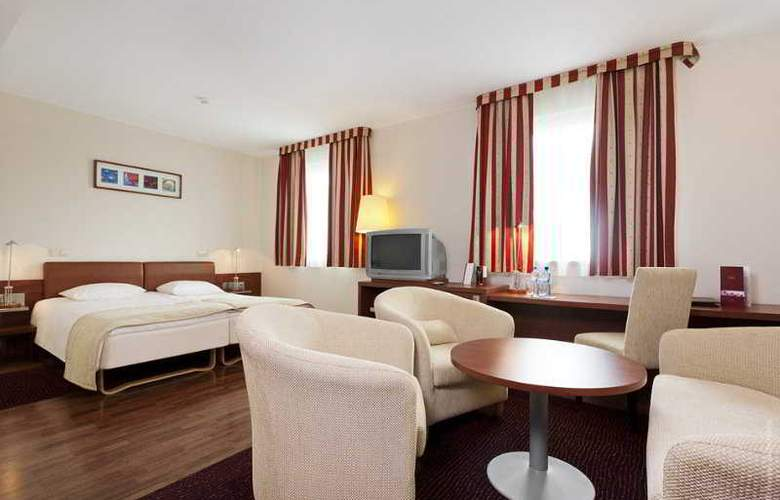 Qubus Hotel Gliwice - Room - 5