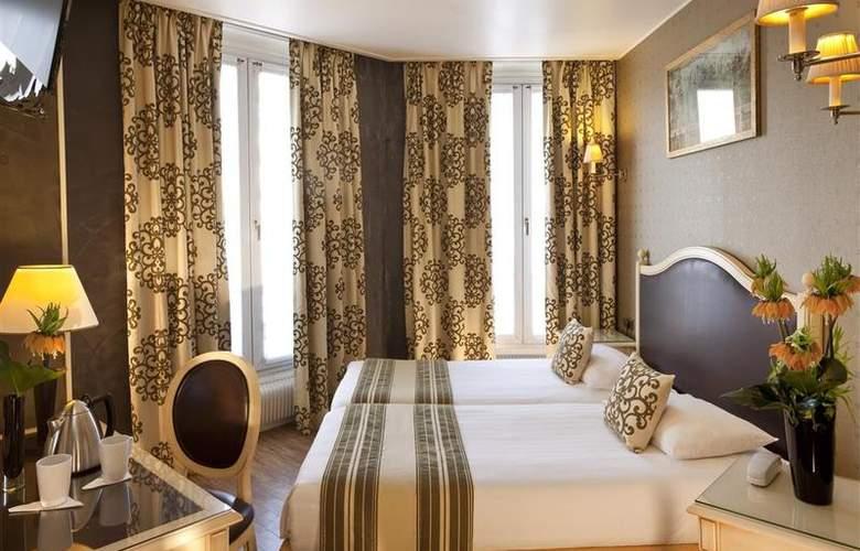 Plaza Elysées - Room - 8