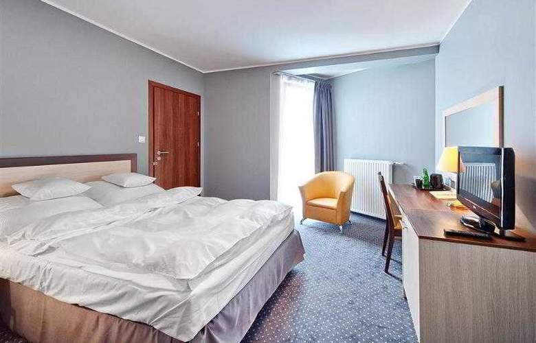 Best Western Hotel Poleczki - Hotel - 14